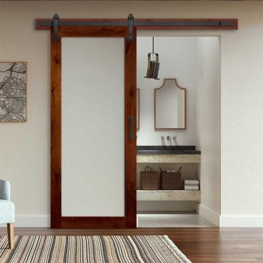Masonite Customizable Barn Door