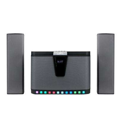 2.1-Channel Multimedia Wired Speaker System