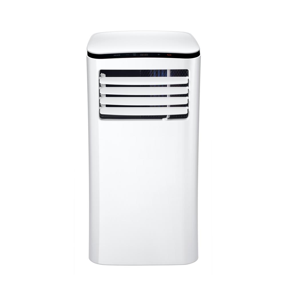 Arctic wind 8 000 btu portable air conditioner with for Small room portable air conditioners
