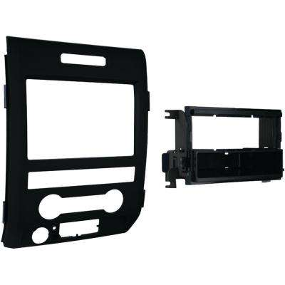 2009-2014 Ford F-150 Single- or Double-DIN Installation Kit