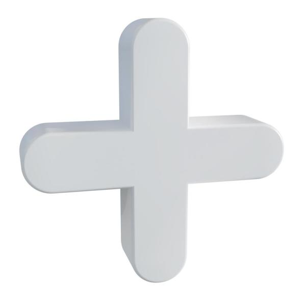 1/8 in. Traditional Flexible Tile Spacers (500 pack)