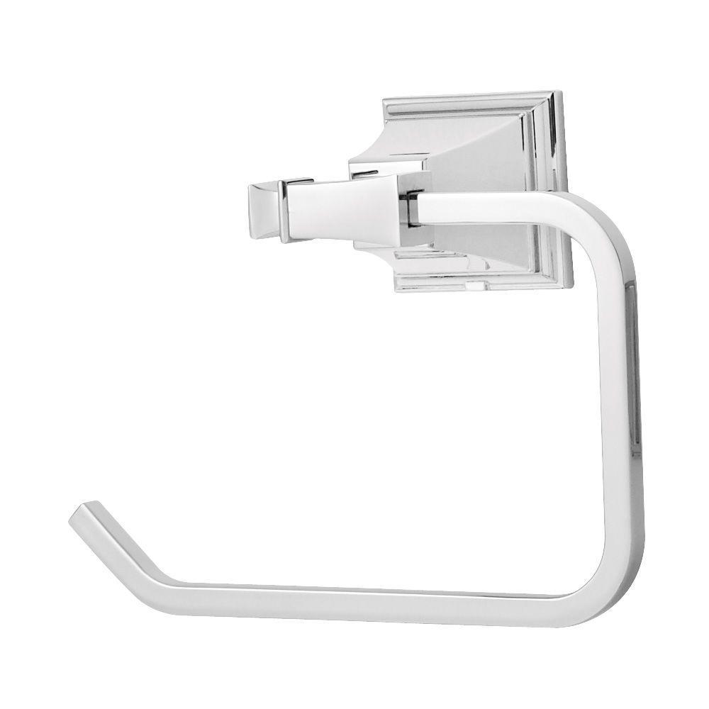 Rainier Towel Ring in Polished Chrome