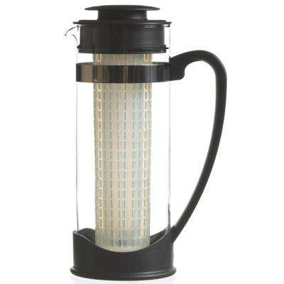 Atlantis 34 oz. Black Water Infusion Pitcher