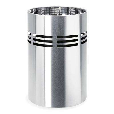 Slice 4.8 Gal. Stainless Steel Waste Basket