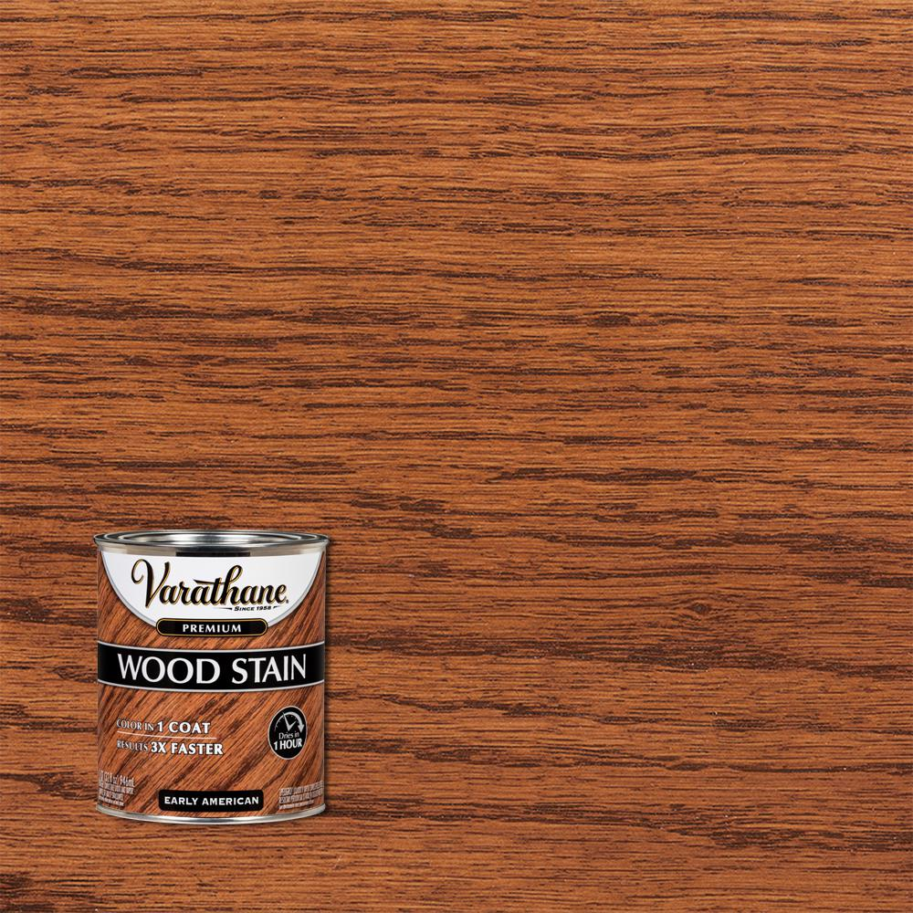 Varathane 1 qt. Early American Premium Fast Dry Interior Wood Stain (2-Pack)