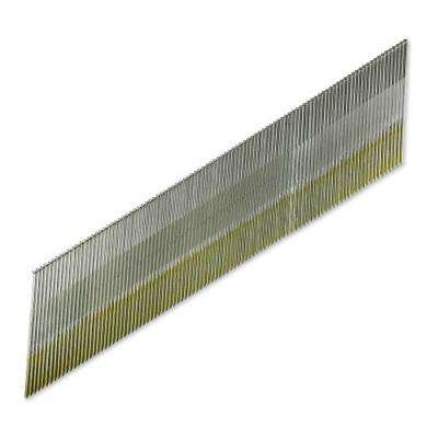 8d 2-1/2 in. Tape Collation, DA-Style Angle, 15-Gauge Finishing Nail (4,000-Pack)