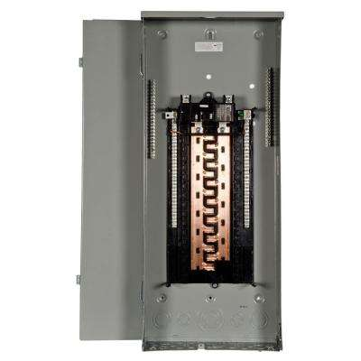 PL Series 200 Amp 30-Space 40-Circuit Main Breaker Outdoor Load Center