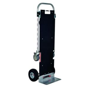 Magliner 1,250 lb. Capacity Gemini XL Convertible Aluminum Hand Truck with Locking Casters, Non-Skid Platform,... by