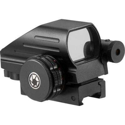 Electro Sight Multi-Reticle Hunting Riflescope with Laser