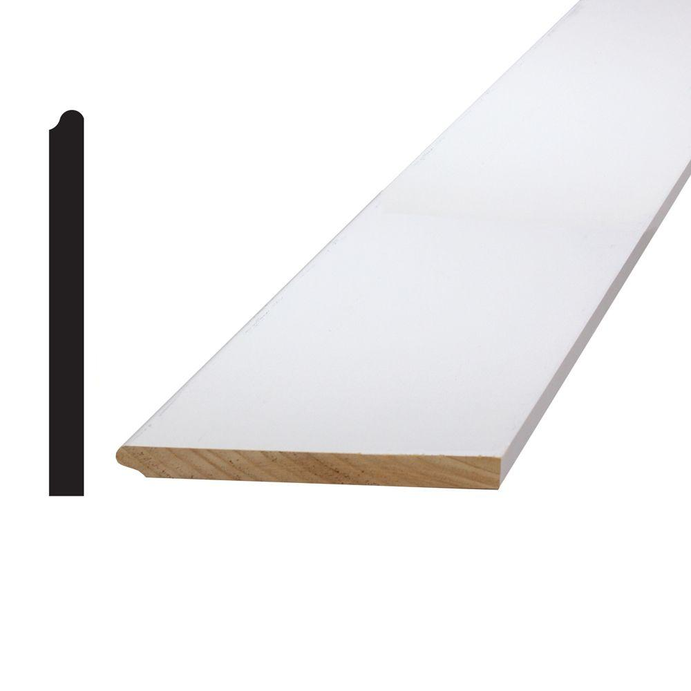 WM 1021 11/16 in. x 5-1/4 in. Primed Finger Jointed Pine