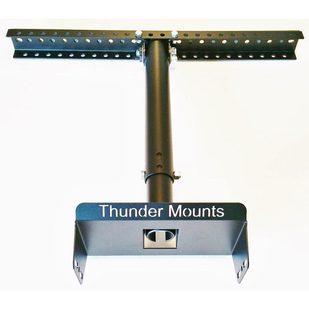Thunder Mount Systems Overhead Garage Door Opener Mounts Tmc 26 The Home Depot