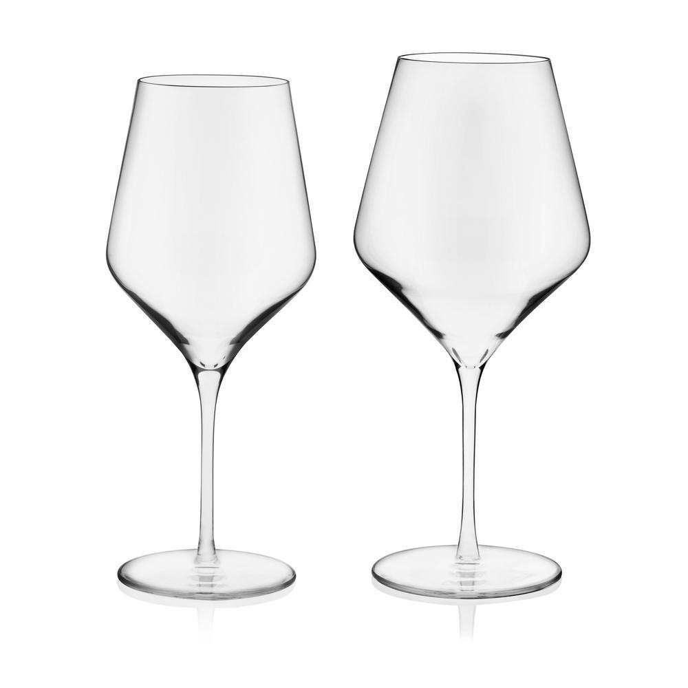 Signature Greenwich 12-piece Wine Glass Party Set