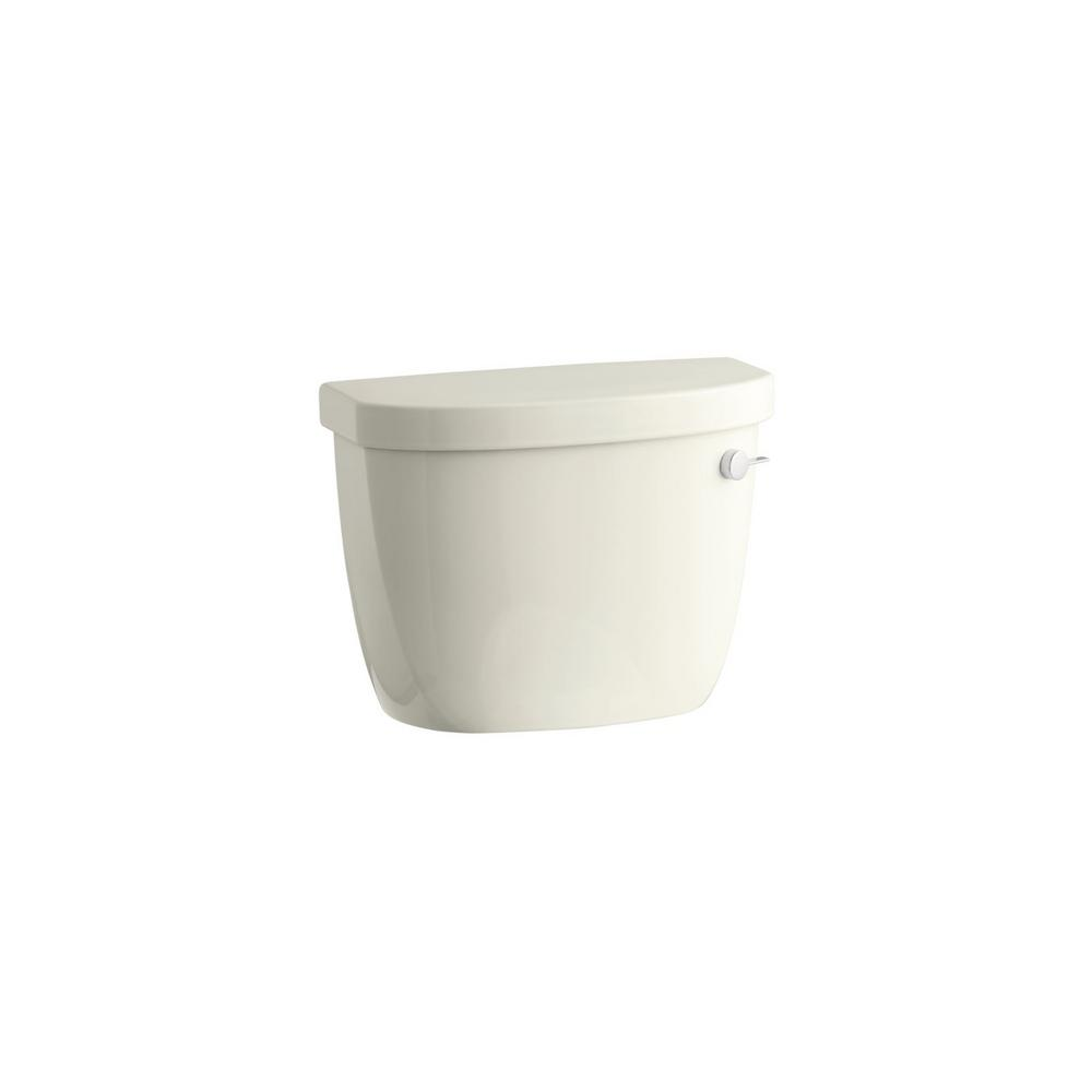 Cimarron 1.6 GPF Single Flush Toilet Tank Only with Right-Hand Trip