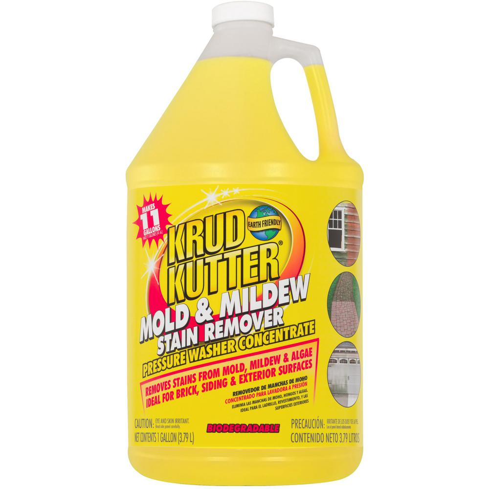 1 gal. Mold and Mildew Presser Washer Concentrate