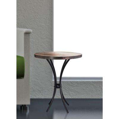Westerly Black End Table