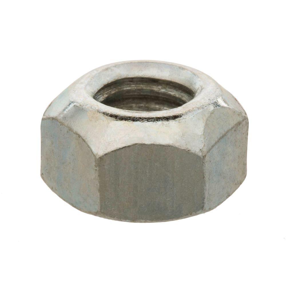 Everbilt M8-1.25 Zinc-Plated Tension Lock Nut