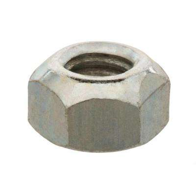 M8-1.25 Zinc-Plated Tension Lock Nut