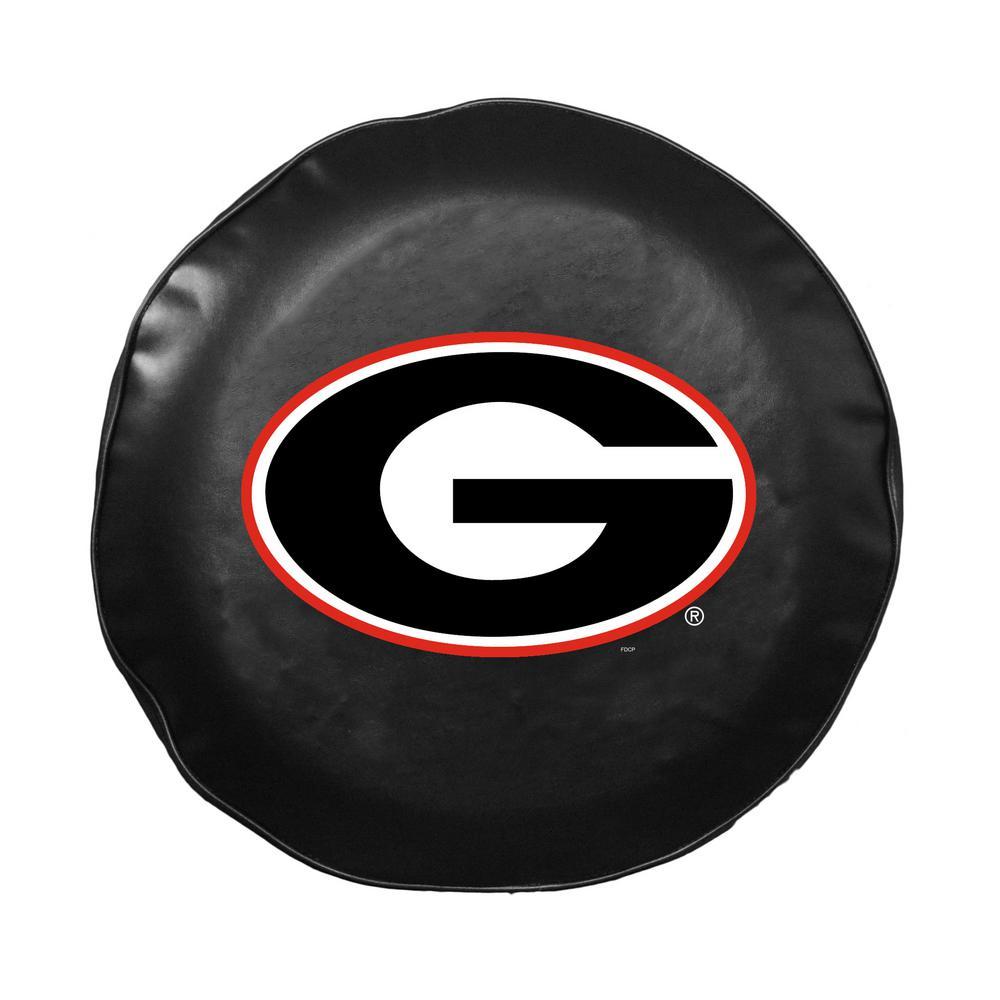 NCAA Georgia Bulldogs Large Tire Cover