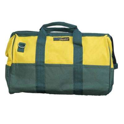 16 in. x 10 in. Wide-Opening Buck Tool Bag