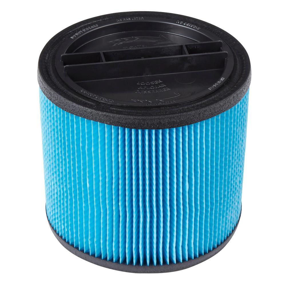 6.5 in. x 8 in. Ultra-Web Wet/Dry Cartridge Filter