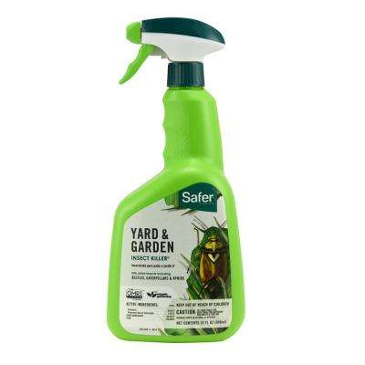 32 oz. Ready-to-Use Yard and Garden Insect Killer