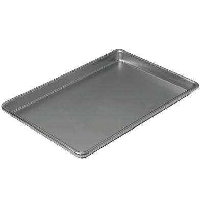 16150 15 in. x 10 in. Chicago Metallic Non Stick Jelly Roll Pan