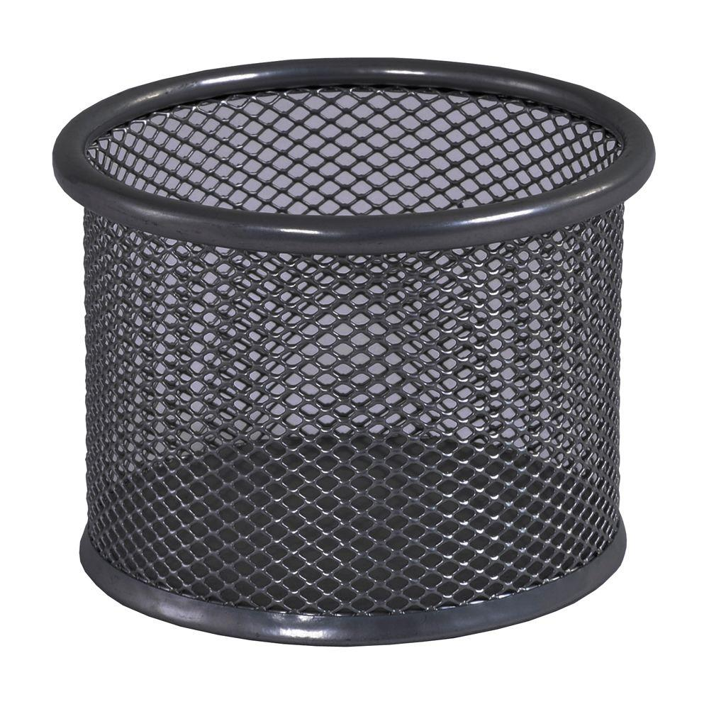 Buddy Products Mesh Round Paper Clip Holder Zd022 4 The