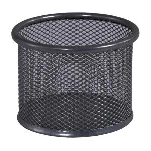 Buddy Products Mesh Round Paper Clip Holder-ZD022-4 - The Home Depot