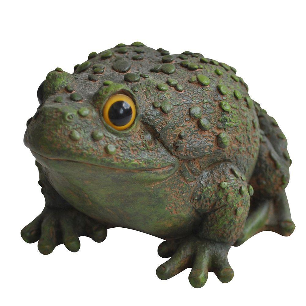 4 in. Frog Garden Statue