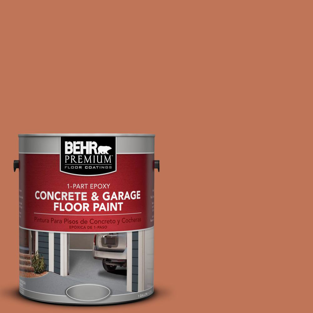 1 gal. #M200-6 Oxide 1-Part Epoxy Concrete and Garage Floor Paint