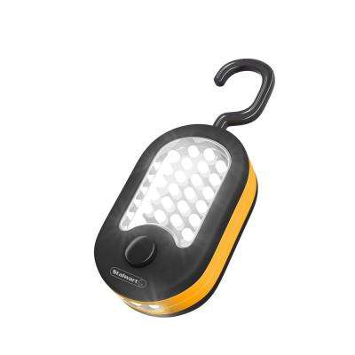 Portable LED Work Light with Magnetic Back
