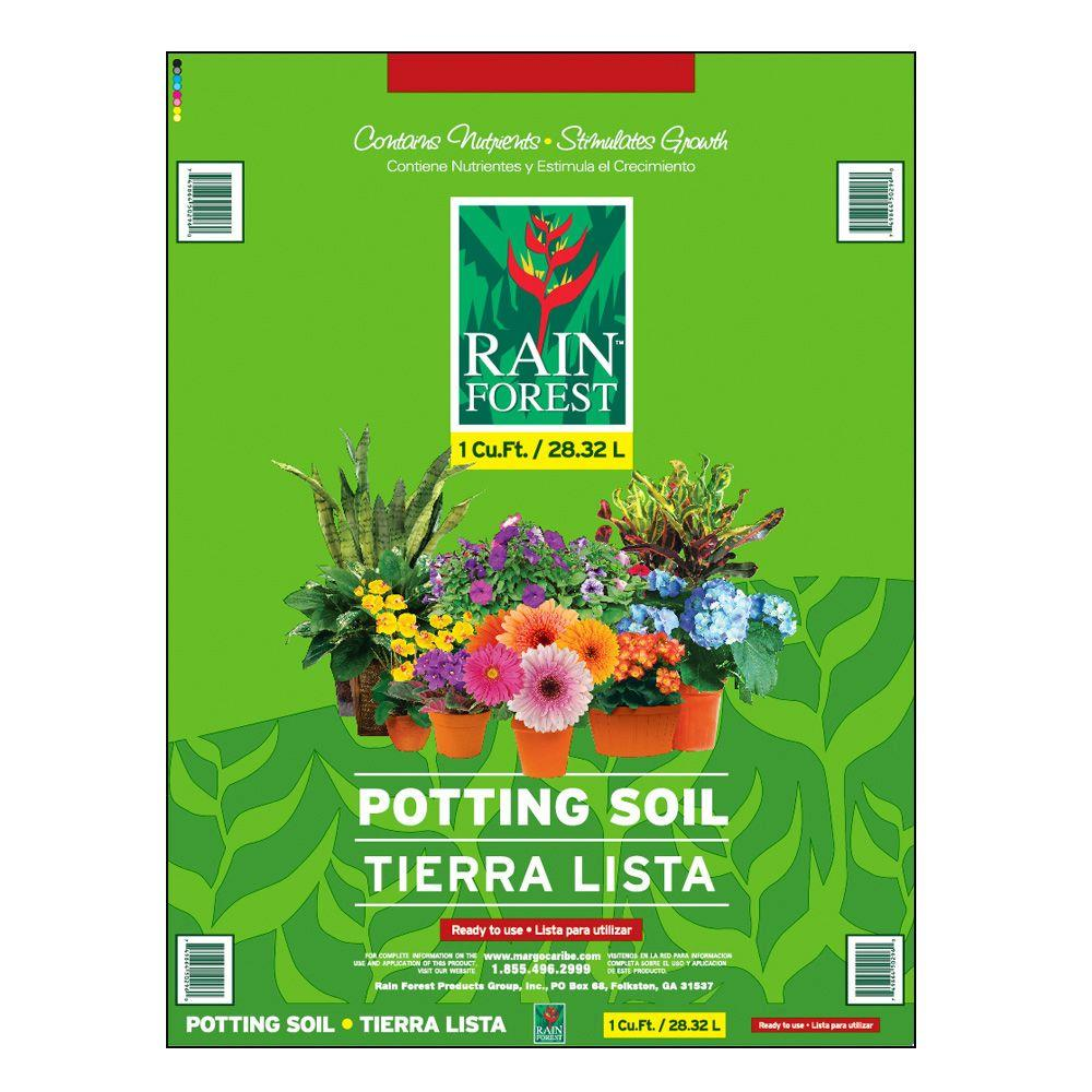 1 cu. ft. Potting Soil
