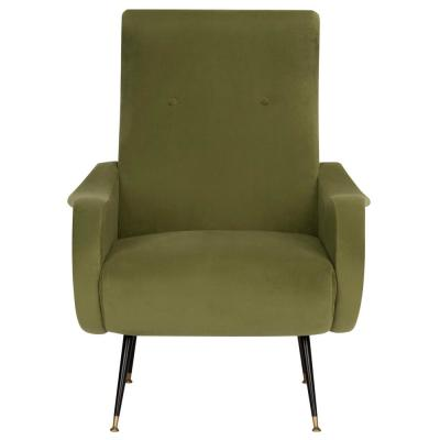 Elicia Hunter Green Accent Chair
