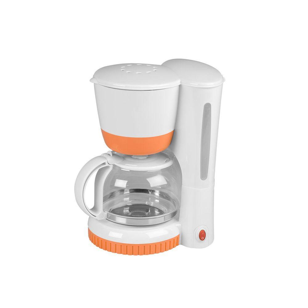 KALORIK 8-Cup Coffee Maker in Tangerine-DISCONTINUED