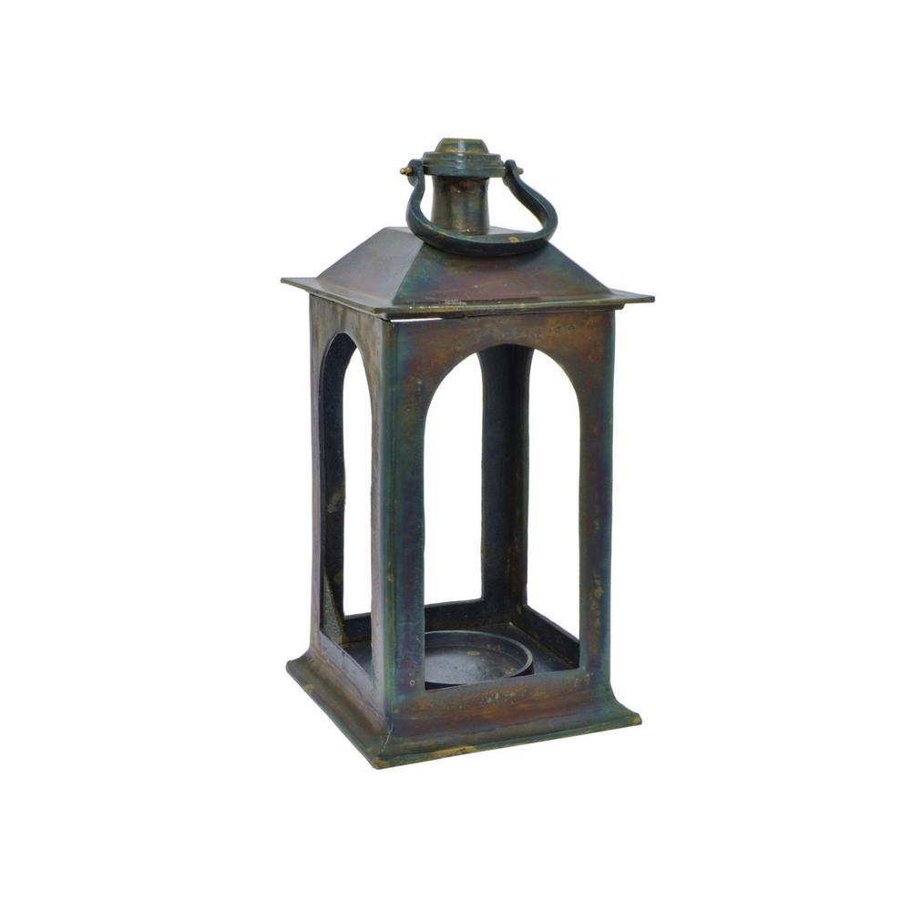 20.5 in. Metal Lantern