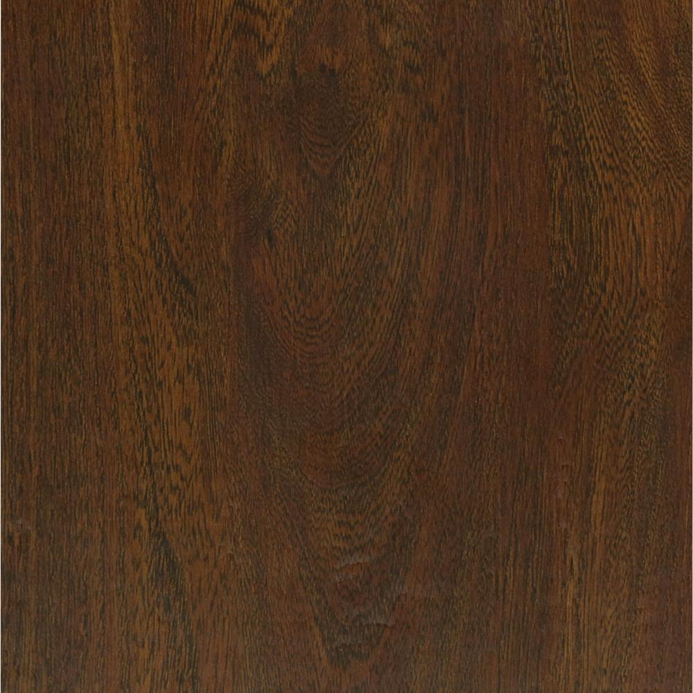 Trafficmaster Allure Ultra 7 5 In X 47 6 Country Walnut Luxury Vinyl Plank Flooring