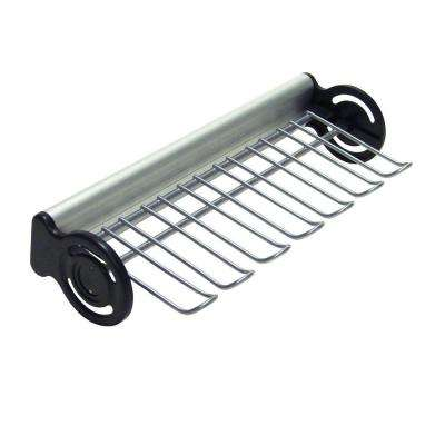 12 in. Deep Side Mount Tie/Belt Rack