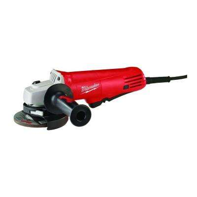 7.5 Amp 4.5 in. Small Angle Grinder with Lock-On Paddle Switch