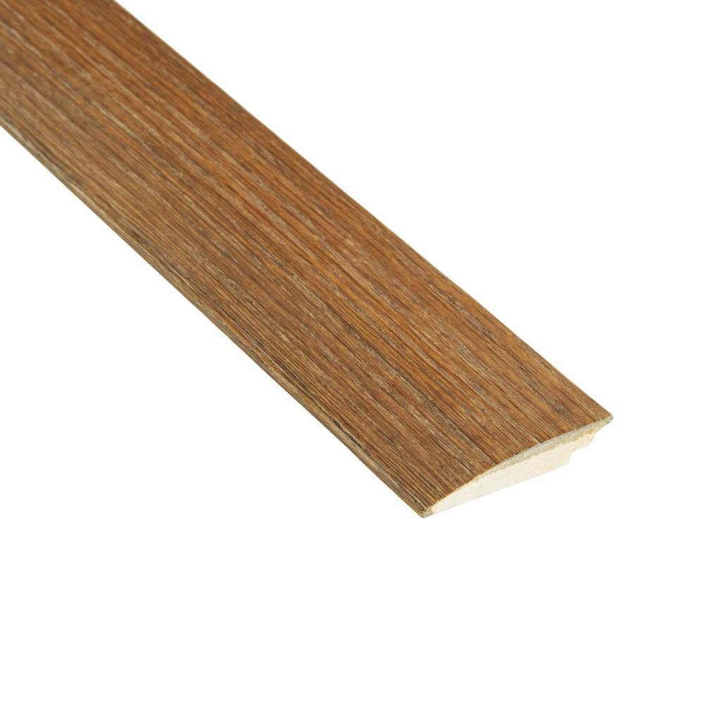 Home Legend Dawn Oak 3/8 in. Thick x 2 in. Wide x 78 in. Length Hard Surface Reducer Molding