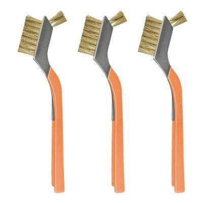 Brass Mini Brushes (3-Pack)