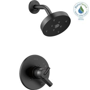 Delta Trinsic 1 Handle Wall Mount Shower Trim Kit With