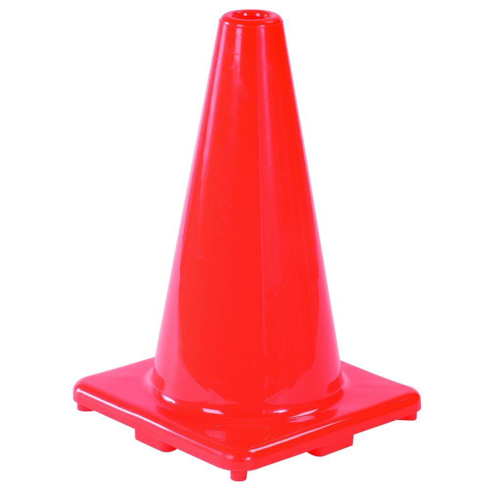 MSA Safety Works 12 in. Safety Cone