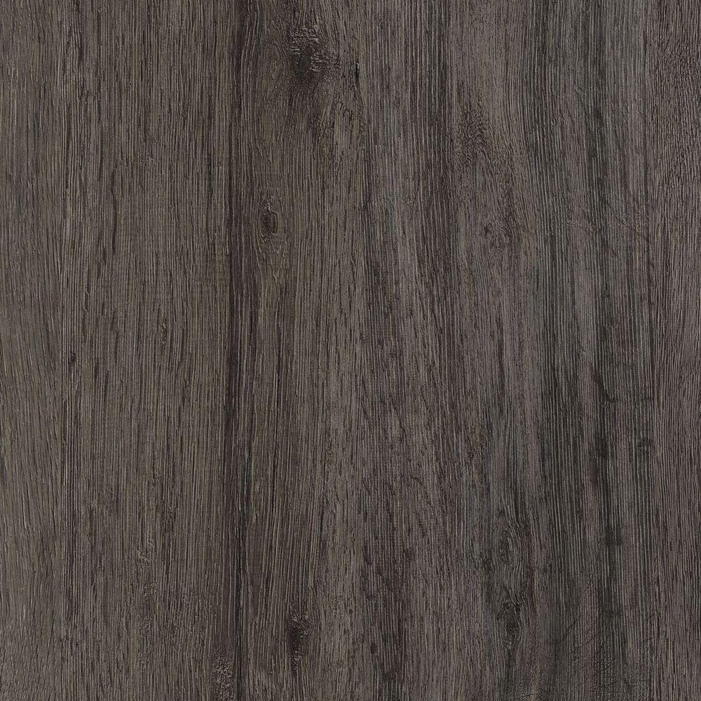 Gotham Oak Grey 8.7 in. x 59.4 in. Luxury Vinyl Plank