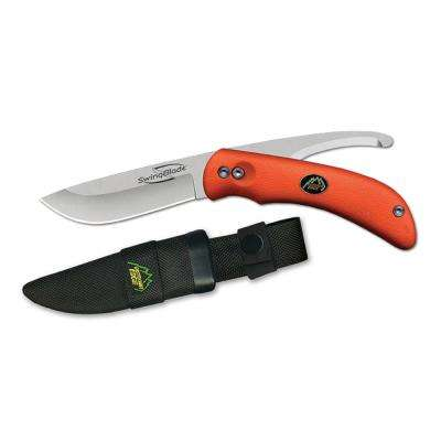 SwingBlade Knife Orange