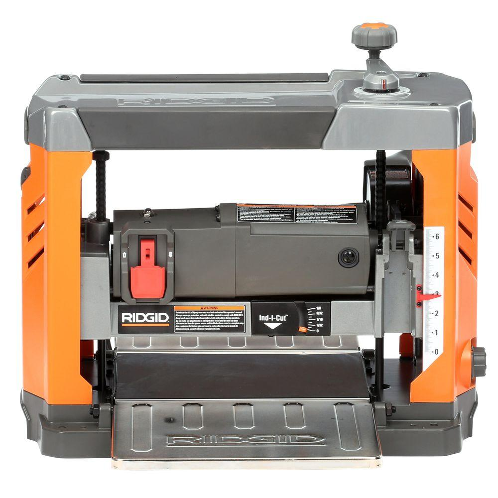 Ridgid 13 In Thickness Corded Planer