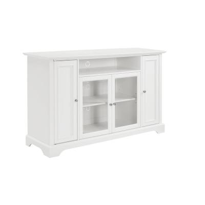 Campbell White 60 in. TV Stand