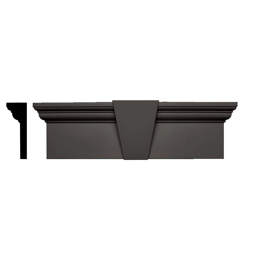 3-3/4 in. x 9 in. x 33-5/8 in. Composite Flat Panel