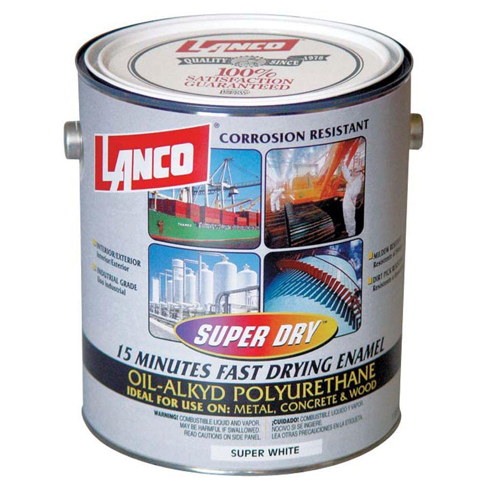 Super Dry 1 Gal Oil Alkyd Polyurethane
