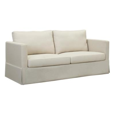 2 People Removable Covers Sofas