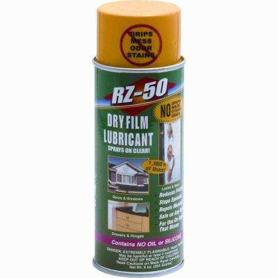 9 oz. Dry Film Spray Lubricant